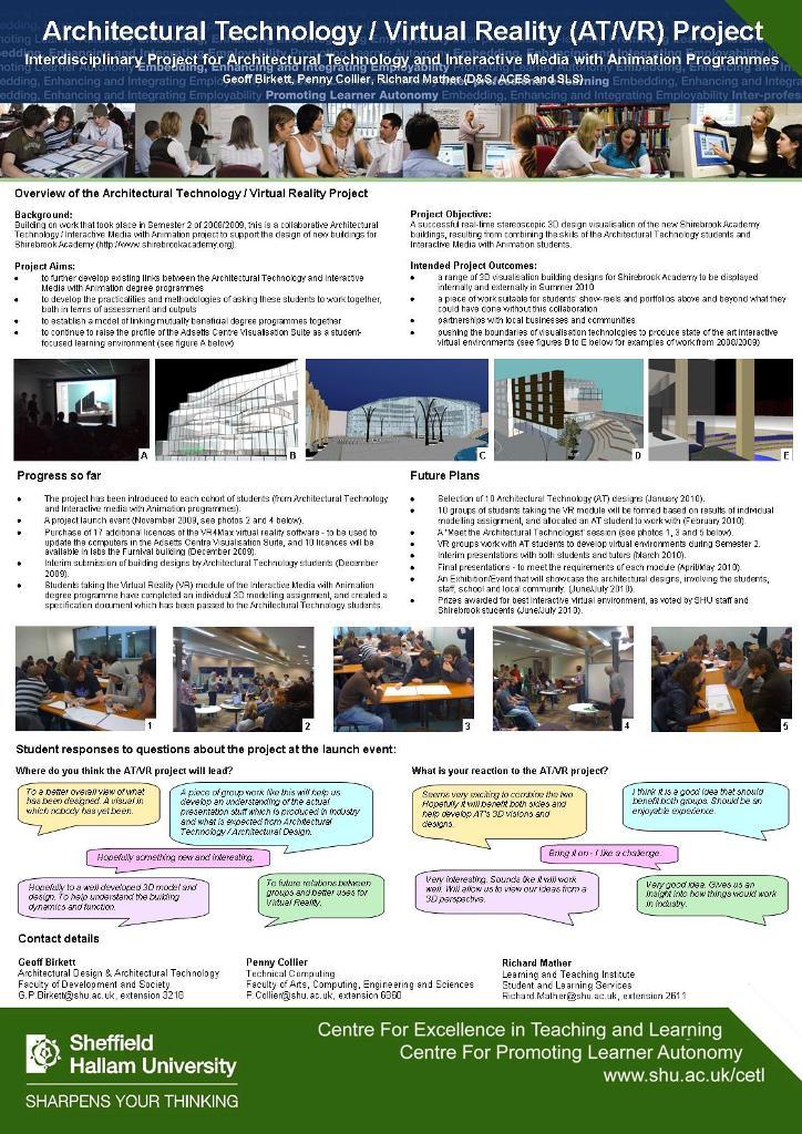 Collaborative Student Work ~ Cpla small project scheme  collaborative