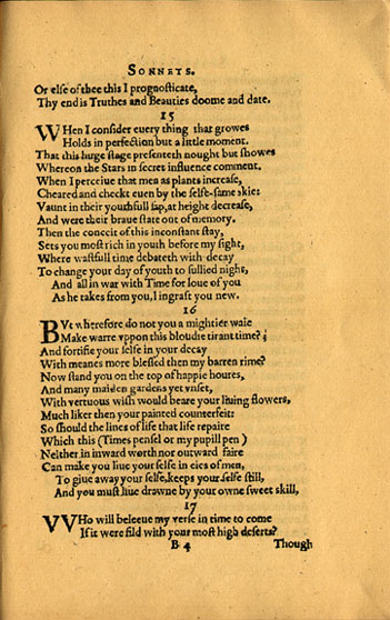 helen vendlers analysis of shakespeares sonnet When my love swears that she is made of truth, i do believe her, though i know she lies, that she might think me some untutor'd youth, unlearned in the world's false subtleties thus vainly thinking that she thinks me young, although she knows my days are past the best, simply i credit her false-speaking tongue: on both.