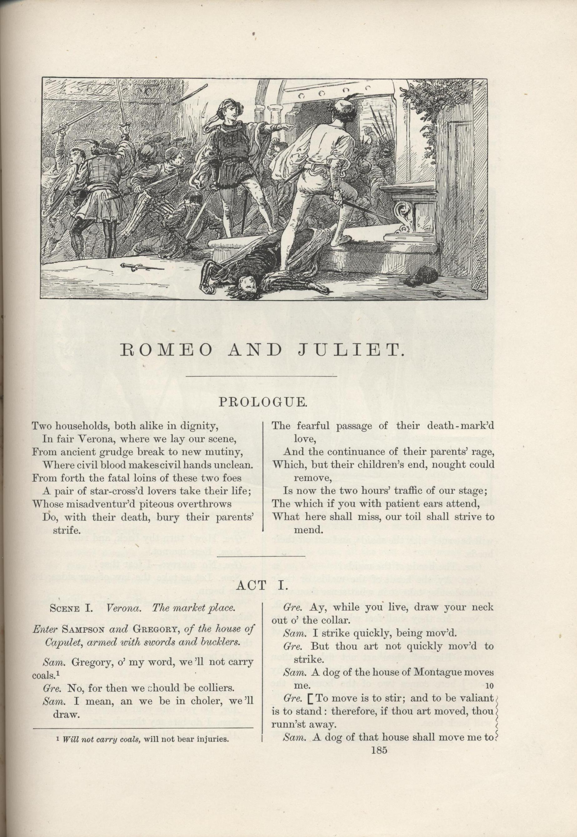 irving s romeo and juliet and the identity of illustrated editions figure 1