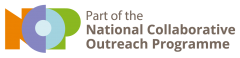 National Collaborative Outreach Programme Logo