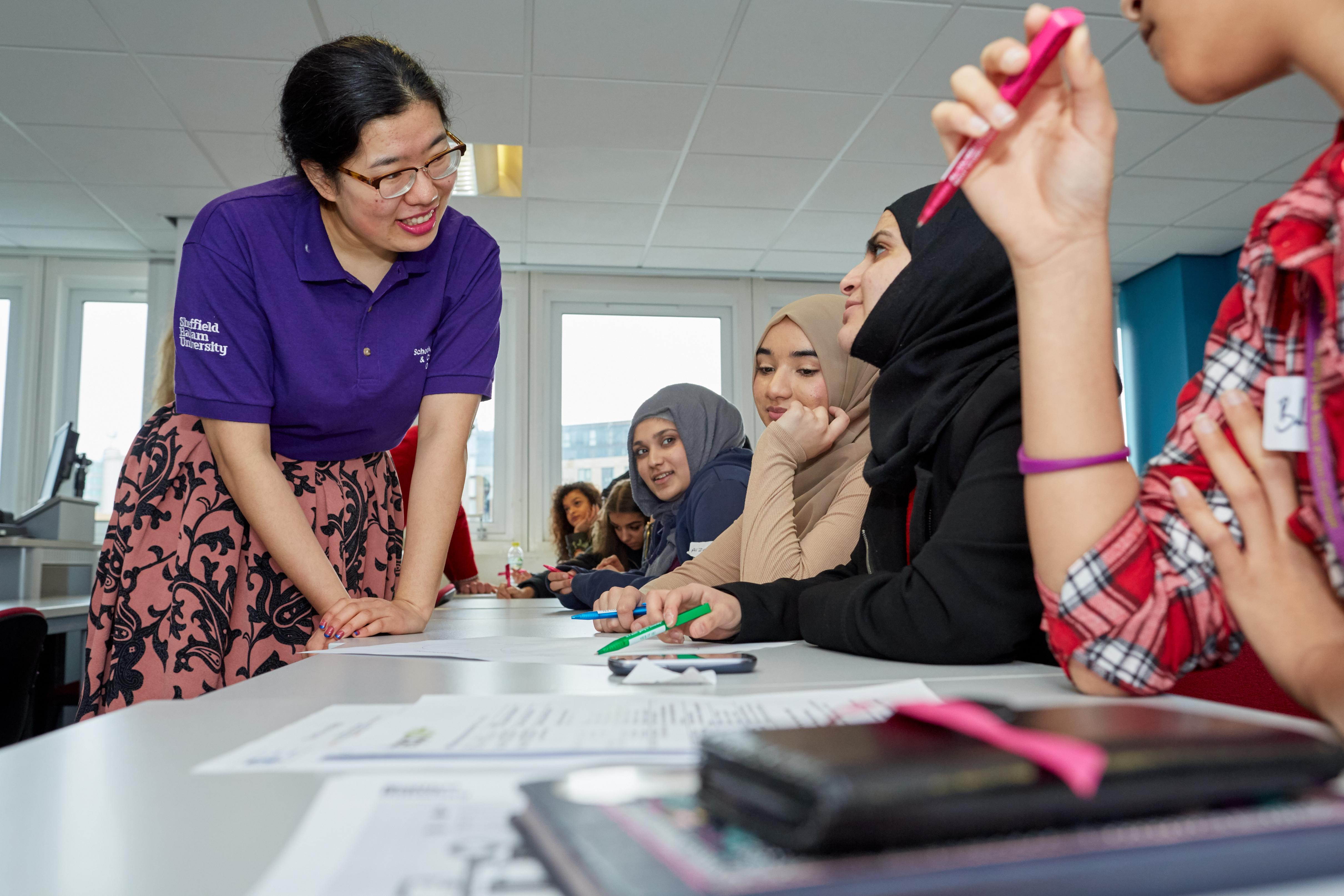 HeppSY+ Conference Makes a Big Impression on South Yorkshire Students
