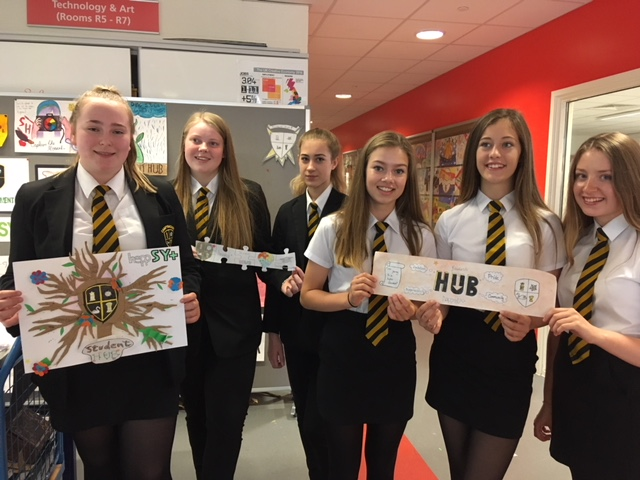 Campsmount Academy Launches New 'Student Hub'