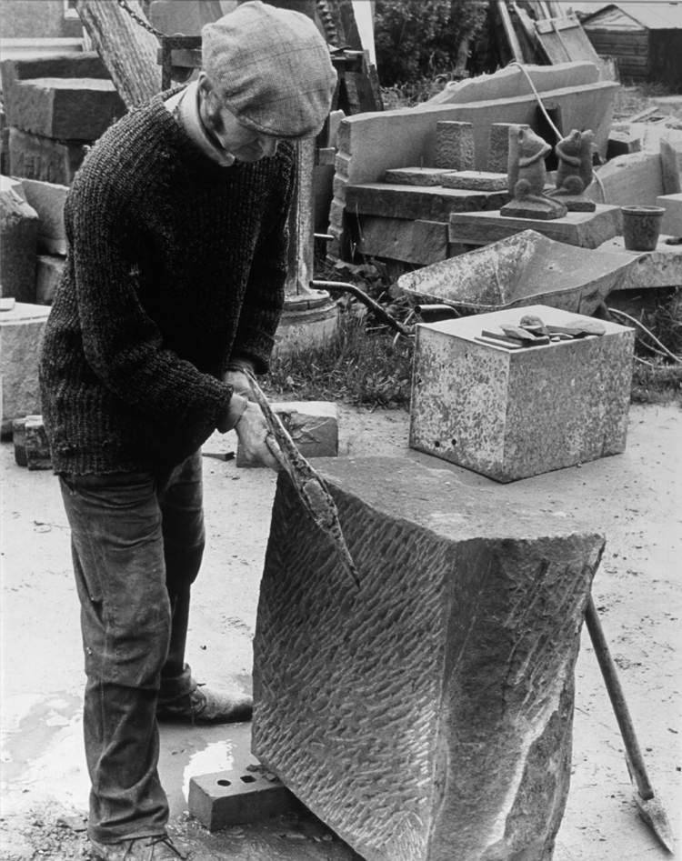 Stone Mason Tools : Stone work yorkshire crafts and craftspeople sheffield